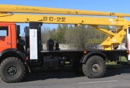 ТОРОПИТЕСЬ! ВС-22 на базе камаз-4326 (4х4)  3 150 000 руб. с ндс